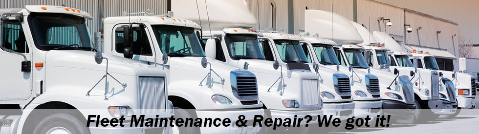 Fleet Maintenance & Repair